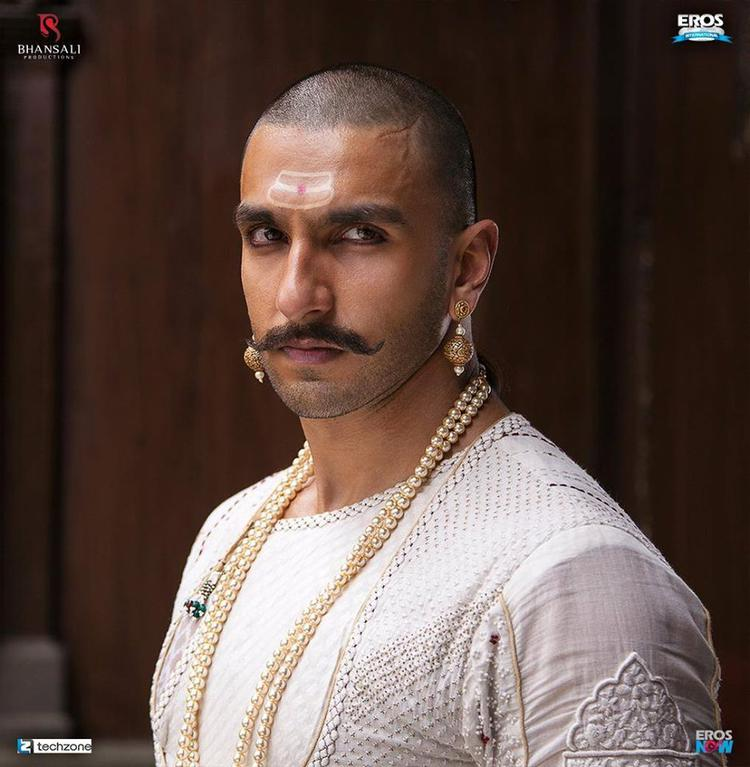 Ranveer Singh Played Bajirao In Bajirao Mastani Movie