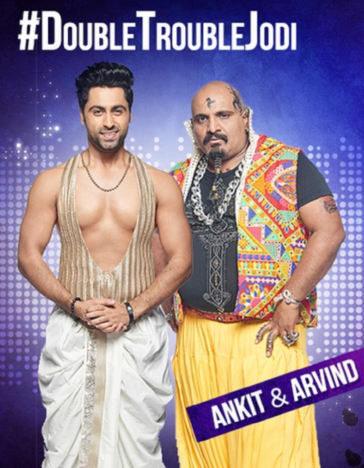 Ankit and Arvind