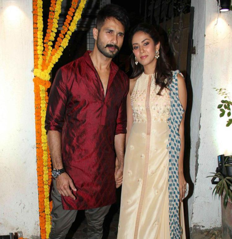 New Couple Shahid And Mira Attended The Mehendi Ceremony Of Masaba