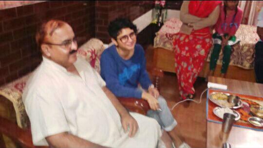 Kiran Rao Clicked With Rural Punjab During Dangal Shoot