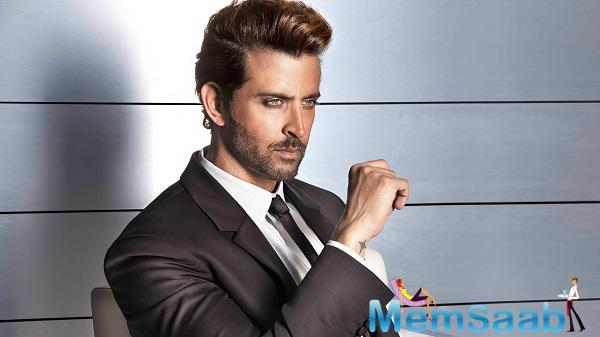 Hrithik is still in pain, the injury hasn't healed sufficiently. In fact, the doctors attending to him have now insisted that he needs to take further rest for at least a month