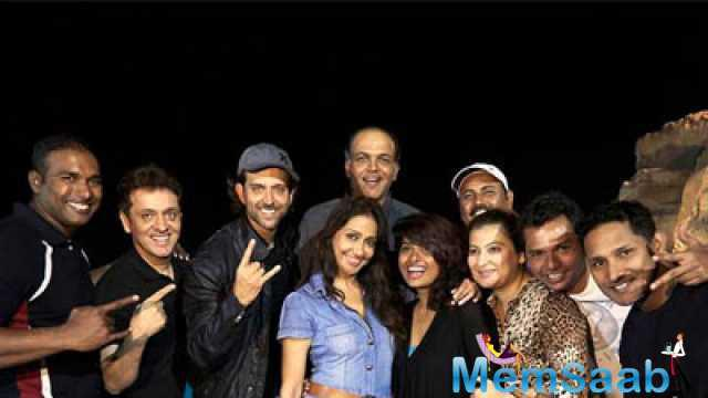 Recently Hrithik Roshan has shooting for action movie Mohenjo Daro, now The actor has a heavy action scene in This movie.