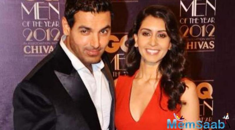 A former model John Abraham had a number of flings with popular actresses, but at age 41, he found love in the arms of investment banker Priya Runchal.