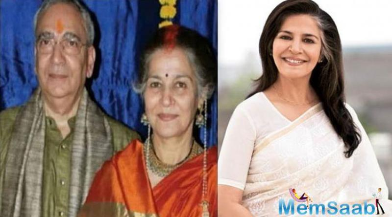 National film award-winning actress Suhasini Mulay made headlines when she finally tied the knot to retired physicist Atul Gurtu in the year 2011 at the age of 60.