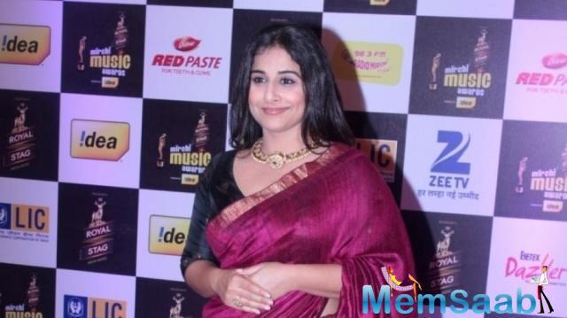 Actress Vidya Balan has started shooting for Sujoy Ghosh's Kahaani 2 in Kalimpong, West Bengal.