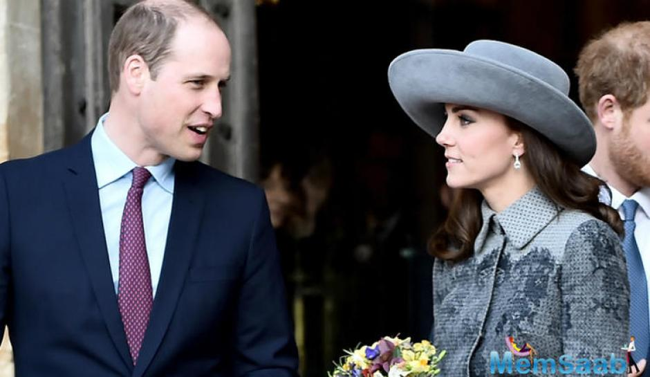 Prince William and Kate children Prince George and Princess Charlotte won't be accompanying them on this visit