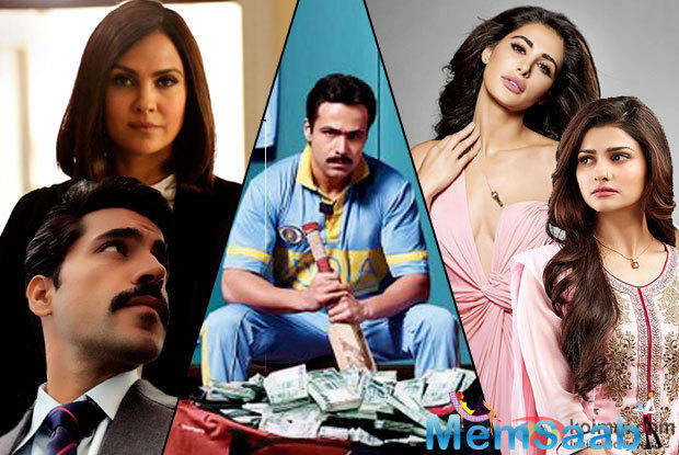 Apart from Emraan, the film also features Prachi Desai, Nargis Fakhri and Gautam Gulati in the tip. It has been conducted by Tony D Souza and will hit screens this May.