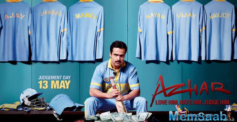 The official trailer of Emraan's latest big screen outing Azhar has finally been published, And it has managed to create quite a buzz amongst fans and critics alike courtesy the actor's brand new avatar.