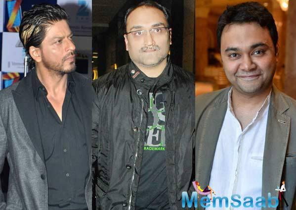 Maneesh said he did not get an easy access to Shah Rukh because of Yash Raj Films.