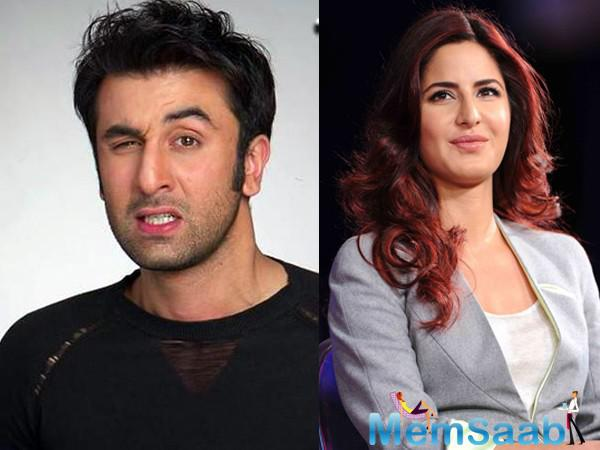 As per the reports, the two recently met each other in a party where Katrina is believed to have asked Ranbir for another chance to get their relationship back on track.