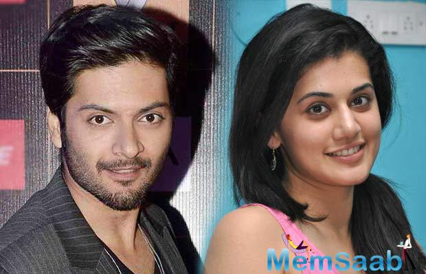 The film is also features Taapsee Pannu and Ali Fazal. Nana will replace Prakash Raj's character and will romance Shriya in the film.
