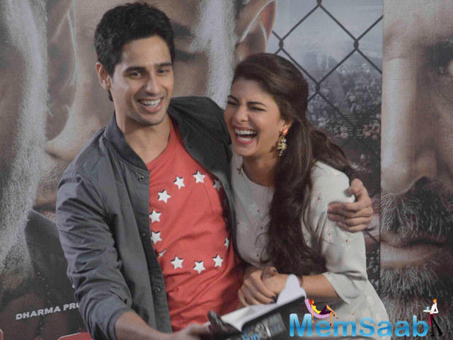 Sidharth-Jacqueline's forthcoming is a action-comedy film, which is directed by filmmaker-duo Raj Nidimoru and Krishna DK.