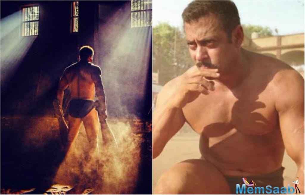 Recently,  Salman Khan gifted customized Sultan hoodies to all the team members and to his fellow actors after wrapping up the film's shoot.