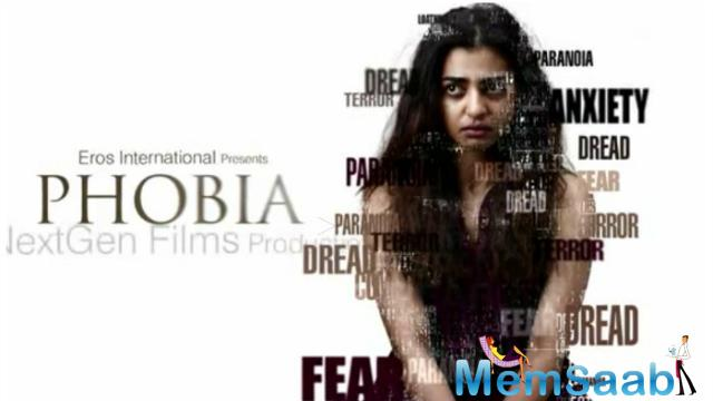 Phobia is directed by Ragini MMS director Pawan Kriplani, the forthcoming flick, narrates the tale of a young woman, who suffers from Agoraphobia and is afraid of coming out of a room.