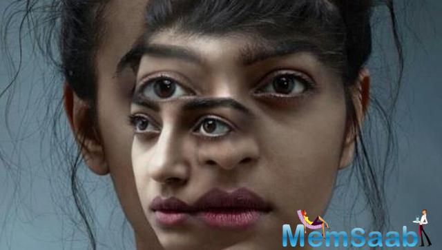See the new poster of Radhika Apte's upcoming psychological thriller movie Phobia will sure to blow your mind