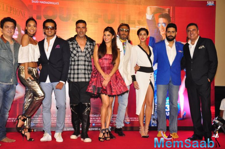 Abhishek, who was here on Wednesday to promote his upcoming film 'Housefull 3' along with his co-stars, said there is instead a huge demand for Indian films globally.