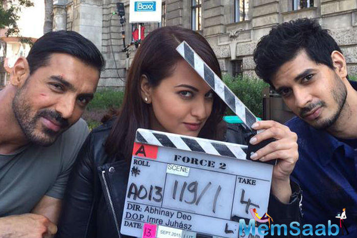 Tahir made his Bollywood debut with 2014 film Mardaani, starring Rani Mukerji, also shared that his other co-star John Abraham has been like a mentor to him.