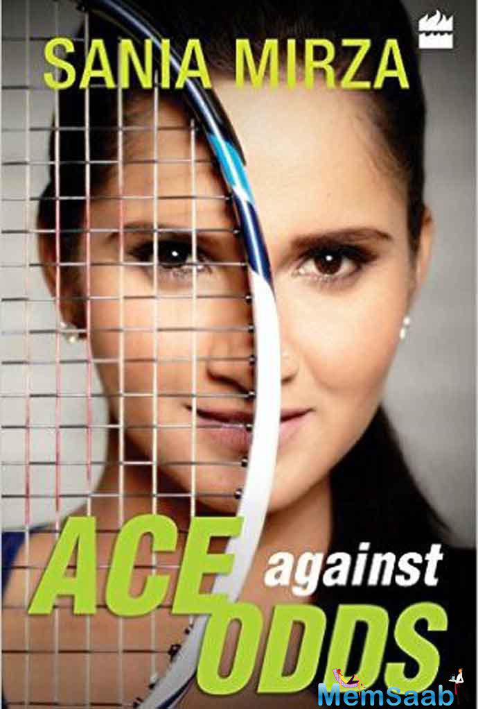 India's foremost female athlete Sania reveals how her relationship with the media became extremely strained. Sania Mirza has invited both Shah Rukh and Salman Khan to unveil her highly-awaited autobiography titled 'Ace Against Odds'
