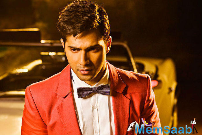 Dishoom banned in Pakistan,the 29-year-old Varun Dhawan is extremely upset with the decision