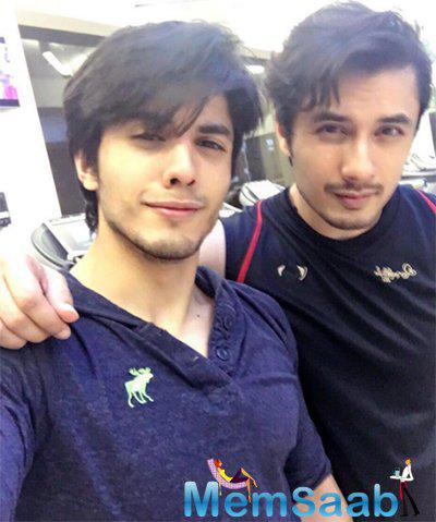 If sources to be believed, another hottie of Pakistan, Ali Zafar's brother Danyal is all set to enter in Bollywood, handsome hunk will be launched by Yash Raj Films.