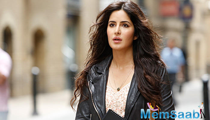 The Kabir Khan-directed espionage drama film had Salman playing the role of an Indian spy, Tiger, while the Bang Bang actress essayed the character of a Pakistani spy named Zoya.