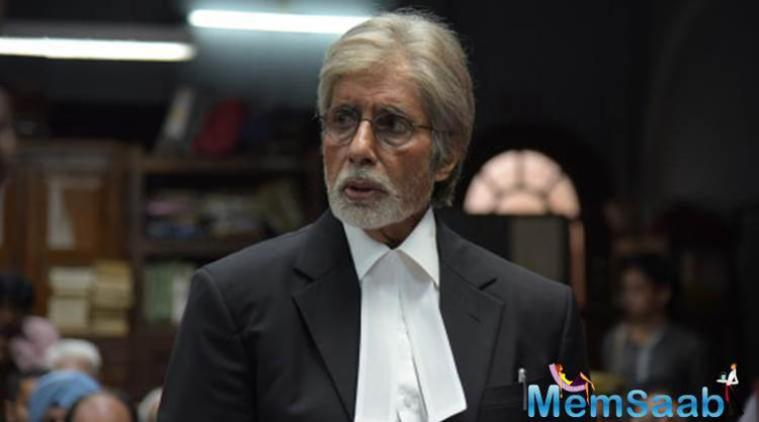 """Amitabh Bachchan, who is busy promoting Pink, said he feels embarrassed, when he moves abroad and foreigners say India is a third world country and a """"land of rape""""."""