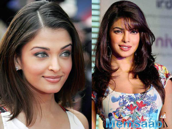 If sources to be believed, Aishwarya Rai Bachchan is replaced by Priyanka Chopra for a beauty brand.