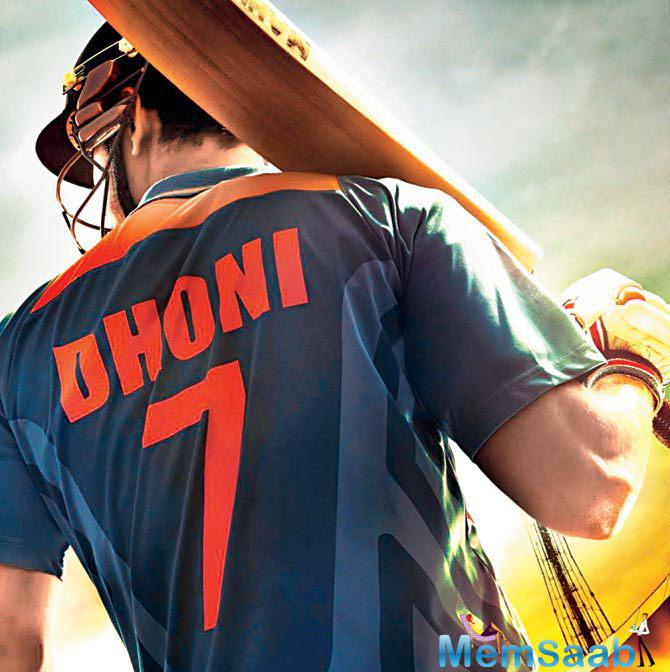 Bhumika said there's so much I didn't know about Dhoni which I learned after working in the film. I'm sure most people don't know much about his personal side and it's something we all deserve to know.