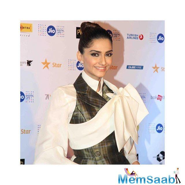 Recently, She attended the Neha Dhupia chat show, there she was asked, she has never been implied with any of her co-stars.
