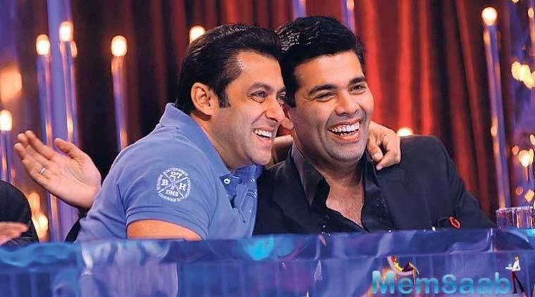 Salman will be undertaking a journey of enlightenment from India to China in the film.  Salman recently appeared on the talk show Koffee With Karan on its 100th episode with both of his brothers.