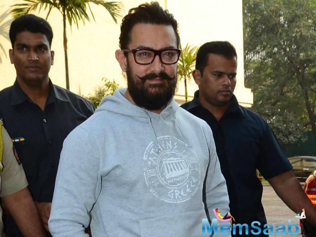 """Further, he said, """"If in future there is something for Aamir, I will definitely work with him."""""""