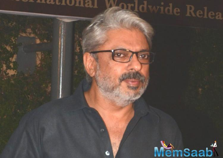 According to the members, the filmmaker is presenting wrong facts about the Rajput queen Padmavati, on whom the movie is founded on, and that was reason for their action.