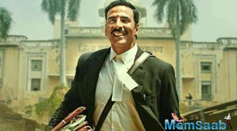 Akshay Kumar's Jolly LLB 2 is a courtroom comedy drama, where he plays a goofy character of Jolly in the film