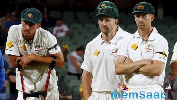Australian pace bowling spearhead, Starc, who played a pivotal part in Australia's 333-run win over, is ruled out of the remainder of the series.