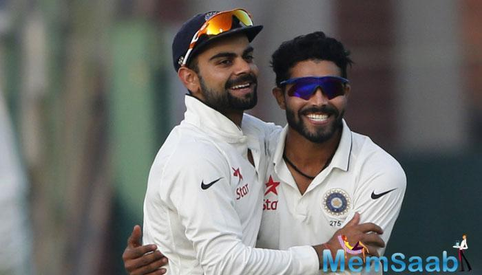 Further skipper also Showering praise on the wicketkeeper batsman Saha, Kohli said he's willing to do anything for the team.