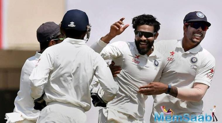 """India captain Virat Kohli was effusive in his praise for Cheteshwar Pujara and Wriddhiman Saha's record 199-run stand, saying that it was the """"best"""" partnership he has ever seen."""