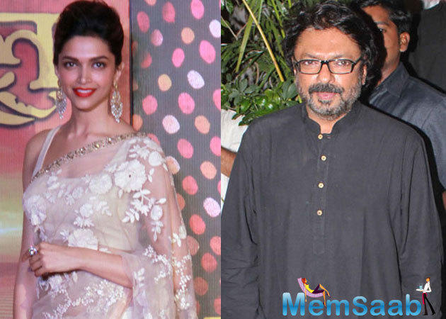 When asked about the controversy around the shooting of 'Padmavati', Deepika declined to comment on the issue.