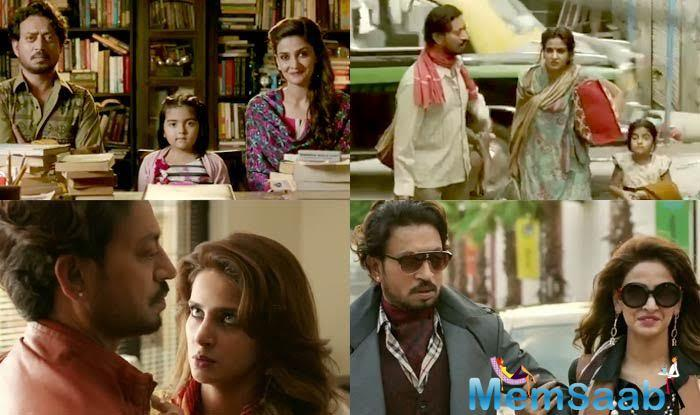 """Irrfan Khan talking about Hindi Medium says, Dinesh Vijan (Dinoo) is the reason I decided to do 'Hindi Medium'. The way he positions his films is absolutely amazing."""""""