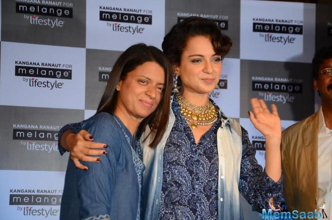 Kangana said the industry has a democratic environment today where actors can pick out to openly say 'they cannot talk in English' and will still not be looked at differently.