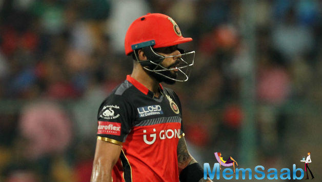 Virat reminded his team that they bear a responsibility towards franchise and the devotees.