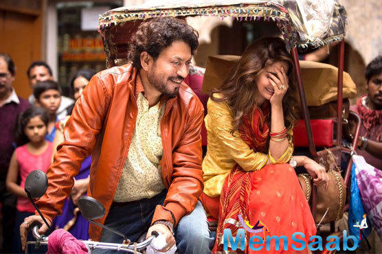 """When talking about the same with Irrfan, He said, """"I don't know the details. The producer will know better. But something is being planned."""""""