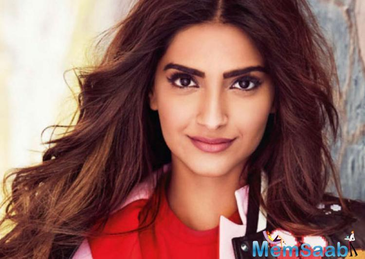 Sonam will be attending the ceremony along with her parents in Delhi today.