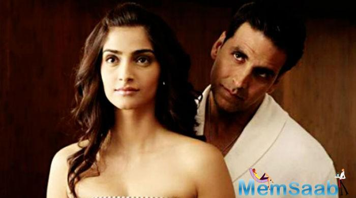 After their inaugural outing in Anees Bazmee's 2011 film 'Thank You', Akshay and Sonam have now collaborated on 'Padman'.