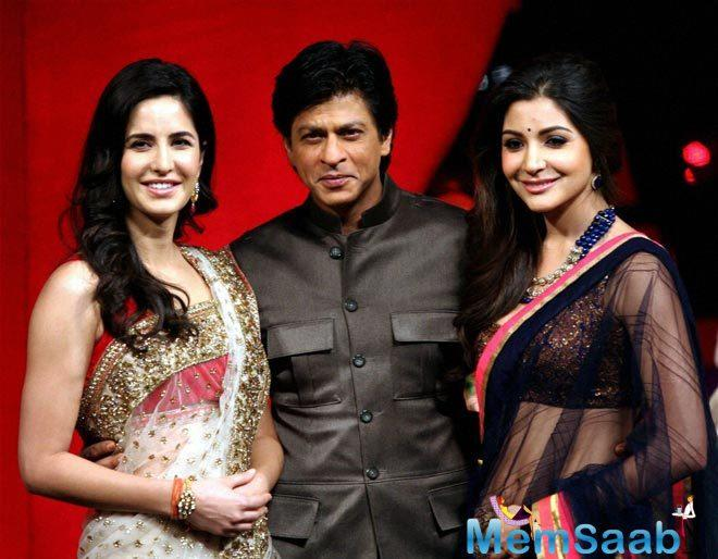 But now, it's been confirmed that the film has indeed been titled 'Katrina Meri Jaan,' and will also star Katrina as herself as one of the two leading ladies.
