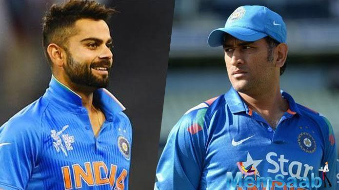 """""""The way Virat is progressing, he may well get up with Dhoni. I have been involved with cricket for 35 years as a player, commentator and coach."""
