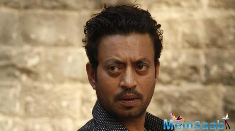 The film is currently untitled and will have Irrfan and another leading actor paired with him in the film.