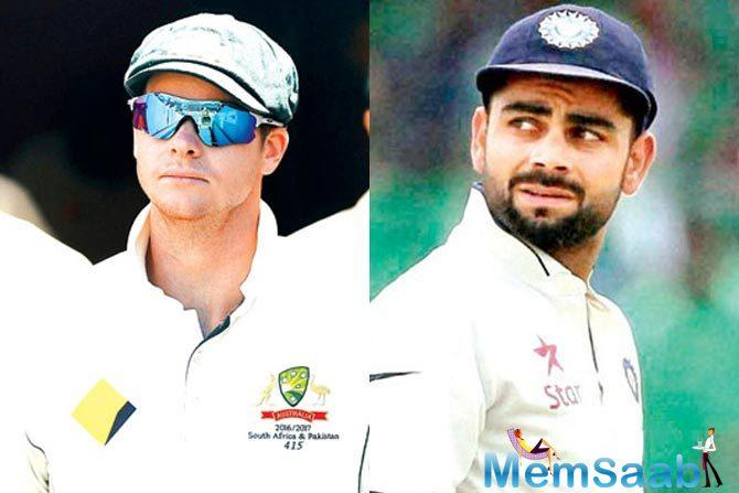 """""""I think I got under (the Indian team's) skin on a few occasions, which was nice. It was a pretty heated series, playing over there in India,"""" the dashing right-hander said."""