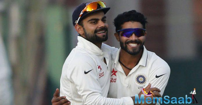 Jadeja scored an unbeaten 70 off 85 balls in the first innings and then grabbed five wickets in Sri Lanka's second innings to help India beat the hosts by an innings and 53 runs.