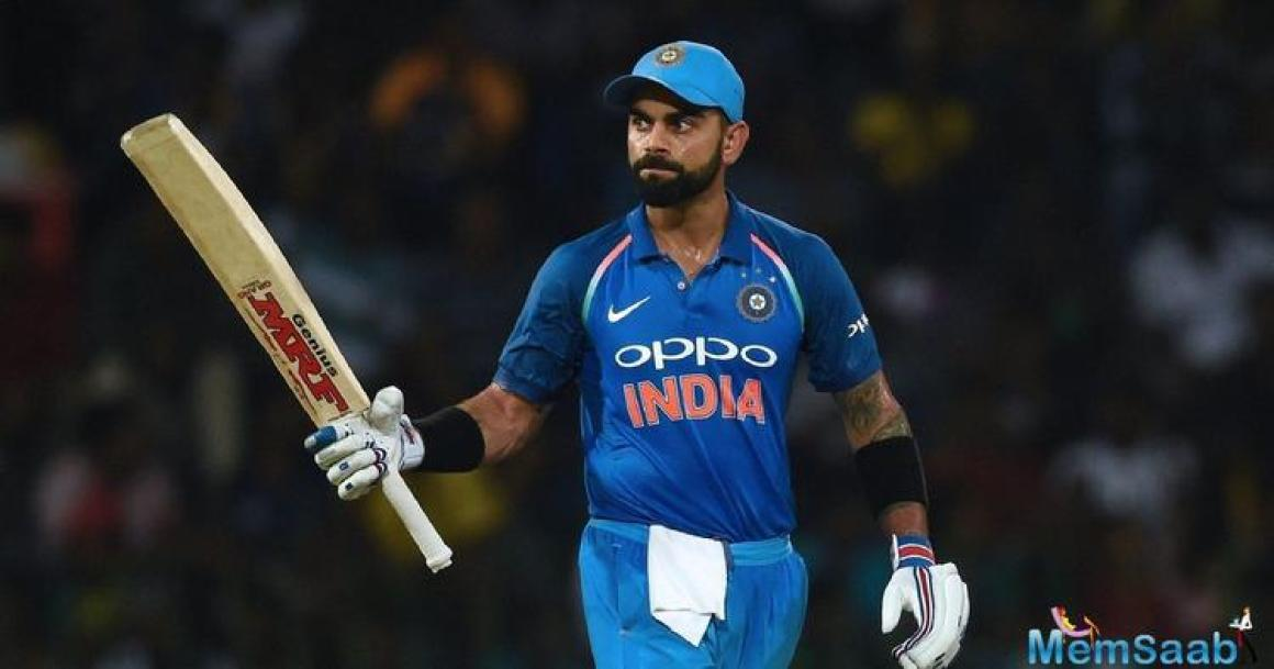 India had won the preceding Test series 3-0 before this 5-0 whitewash in the ODIs. Kohli termed the ODI contest a complete series despite India wallops the Lankans in all the matches.