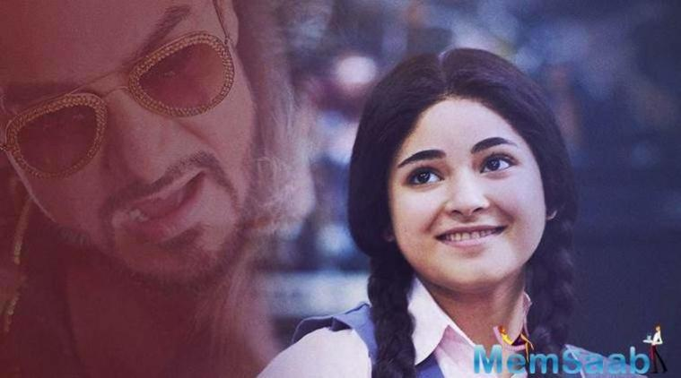 'Secret Superstar' is a film essentially based on music with the lead protagonist Insia played by Zaira Wasim being an aspiring vocalist.
